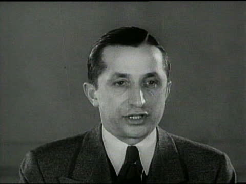 runo Richard Hauptmann is tried for the kidnapping and murder of the Lindbergh baby and sentenced to death in the electric chair