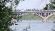 University Bridge in Saskatoon