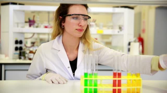 Universität Chemie Labor Forschungsstudent