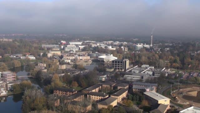 University of York Aerial Zoom