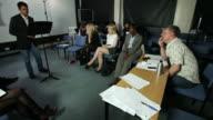 University presentation class