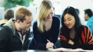 University Students using computer lab