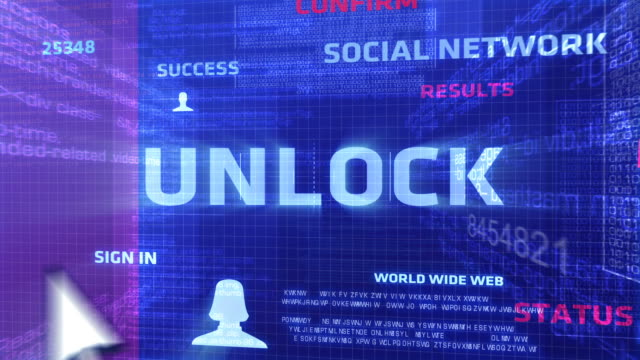Unlock Button