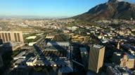 Up and over the city of Cape Town
