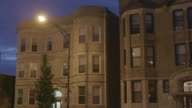 WS TU Urban apartments at night
