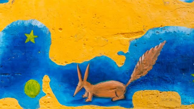 Urban art, Funchal city, Madeira island, Portugal, Europe