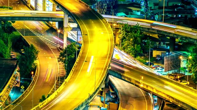Urban Road Highway Closeup