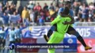 Uruguay clasifico como uno de los mejores terceros a cuartos de final de la Copa America al empatar 11 ante Paraguay el sábado mientras que los...