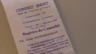 Uruguay permitira desde el miercoles que las farmacias vendan marihuana en la fase final de la implementacion de la ley que permitira que el pais se...