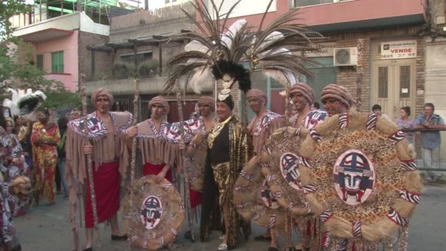 Uruguays Carnival might not be as famous as Brazils but it has just as long a tradition dating back to African rituals brought to the South American...
