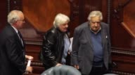 Uruguay's vice president Raul Sendic resigned on Saturday over allegations he used public money for personal shopping and was replaced by former...