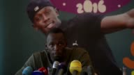 Usain Bolt says he is not thinking about retirement just yet as he sets his sights on running 100 metres in 98 seconds at the Czech Golden Spike...