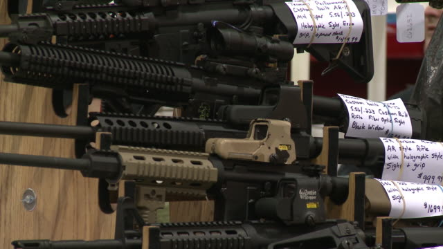 Used Weapons for Sale at Showmasters Gun Shows on March 23 2013 in Richmond Virginia