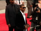 Usher at the 2004 American Music Awards Red Carpet at the Shrine Auditorium in Los Angeles California on November 14 2004