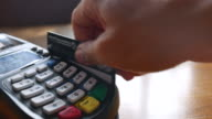 Using a credit card with Credit card reader