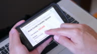 Using Bank Funds Transfer System on Smart Phone