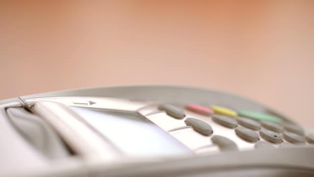 Using credit card reader