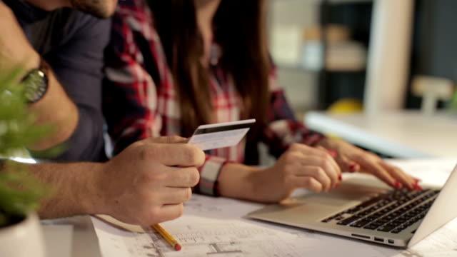 Using credit card