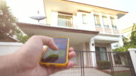 Using Mobile application to control Home Automation and smart home technology