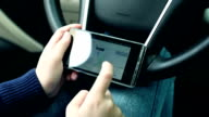 Using mobile navigation system