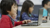 Using tablet and computer technology in 3rd grade elementary school