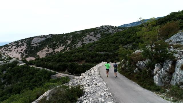Vacation activities. Jogging along the coast
