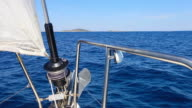 HD: Vacation with sailboat