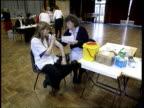 Vaccines Shortage BONG Schoolchildren vaccinated