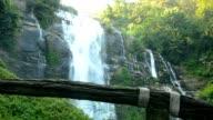 Vachirathan Falls Dolly Shot