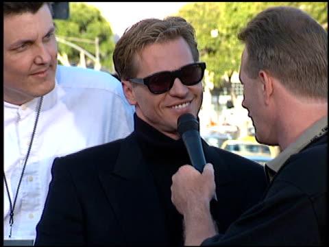 Val Kilmer at the 'Batman Foreve'r Premiere on June 9 1995