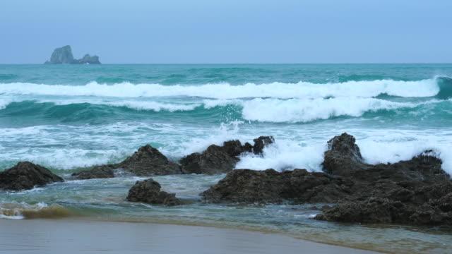 Valdearenas beach, Dunas de Liencres Natural Park, Cantabrian Sea, Piélagos Municipality, Cantabria, Spain, Europe