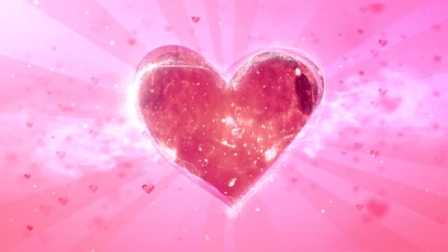 Valentine's heart.