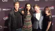 'Valor' cast at The Paley Center For Media's 11th Annual PaleyFest Fall TV Preview of 'Valor' on September 09 2017 in Beverly Hills California
