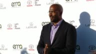 Van Jones at the 27th Annual Environmental Media Association Awards at Barker Hangar on September 23 2017 in Santa Monica California