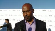 INTERVIEW Van Jones on why now more than ever it's important to support environment causes and on what message he has for the victims affected by the...