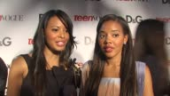 Vanessa Angela Simmons on being a part of the night what they appreciate about Teen Vogue at the 7th Annual Teen Vogue Young Hollywood Party at...