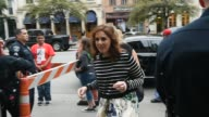 Vanessa Bayer and Amy Schumer arrive at the premiere of 'Trainwreck' during the 2015 SXSW Music Film Interactive Festival at Paramount Theatre on...