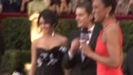Vanessa Hudgens and Zack Efron at the 81st Academy Awards Arrivals at Los Angeles CA