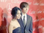 Vanessa Hudgens Zac Efron at the 2008 Palm Springs International Film Festival Hosts StarStudded Awards Gala Presented By Cartier Red Carpet Arrivals...