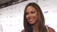 Vanessa Minnillo on her competitive relationship with Nick Lachey who she thinks will win the superbowl if she is going to the game why Miami is such...