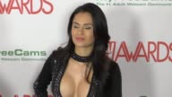 Vanessa Veracruz at the 2017 AVN Awards Nomination Party at Avalon Nightclub on November 17 2016 in Hollywood California