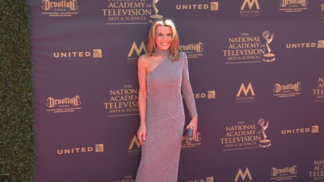 Vanna White at the 44th Annual Daytime Emmy Awards at Pasadena Civic Auditorium on April 30 2017 in Pasadena California