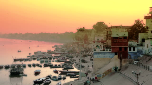 Varanasi early in the morning