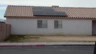 Varied clips of solar panels around Las Vegas Nevada Las Vegas Mayor Pro Tem Steve Ross proposed a financing plan Tuesday that he hopes will...