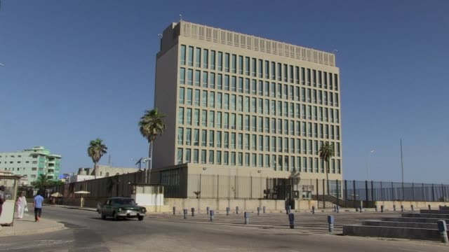 Various formal and informal businesses have flourished around the United States Interests Section in Havana which will soon become the American...