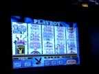 Various shots of Playboy Slot Machine