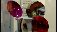 Various shots of 'Sky Plinth' by Anish Kapoor