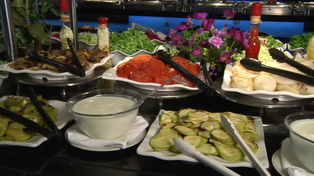 Vegetable Food Bar