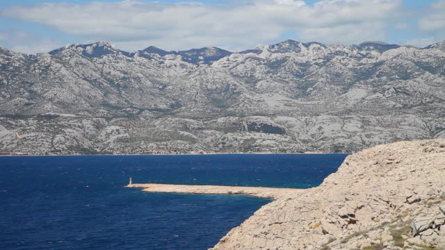 Velebit Mountains, Croatia