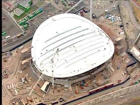 Velodrome for London 2012 Olympic Games